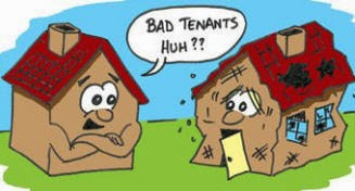 Tenant liability for damages