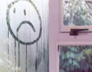 Dampness in the home